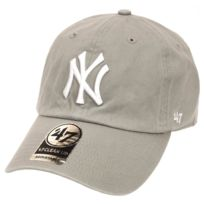 47 Brand - Casquette New york yankees gris Gris 12281
