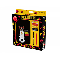 SUBSONIC - PACK D'ACCESSOIRES -FOOTY DOGS BELGIQUE - NEW 3DS XL