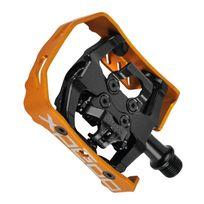 Xpedo - Pédales Clipless Xcf-13AC noir orange