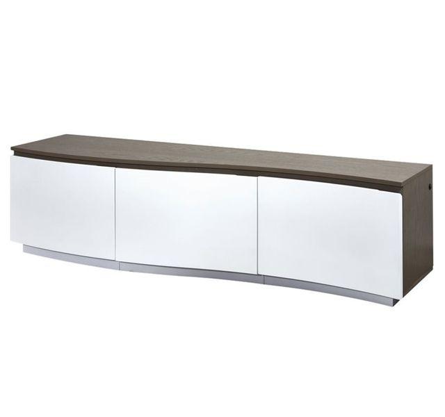 82583bc73b5ea1 Chloe Design - Meuble tv design Tristan - Taupe - pas cher Achat ...
