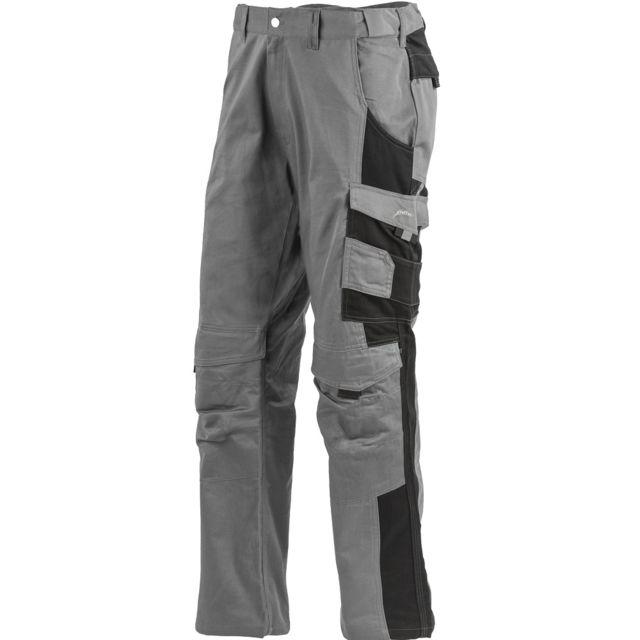 Albatros Pantalon de travail 100% coton multipoches Profi Line