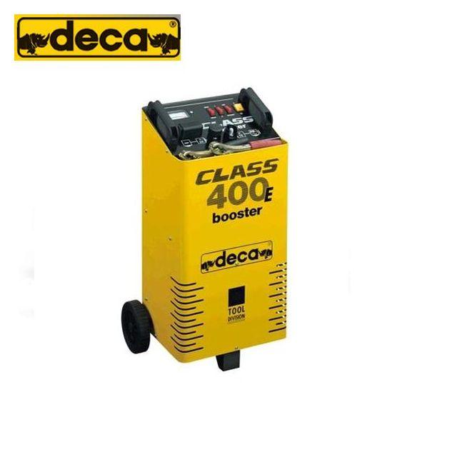 Deca - Déca - Chargeur Démarreur 12/24V 500amp/h - Cb 400E