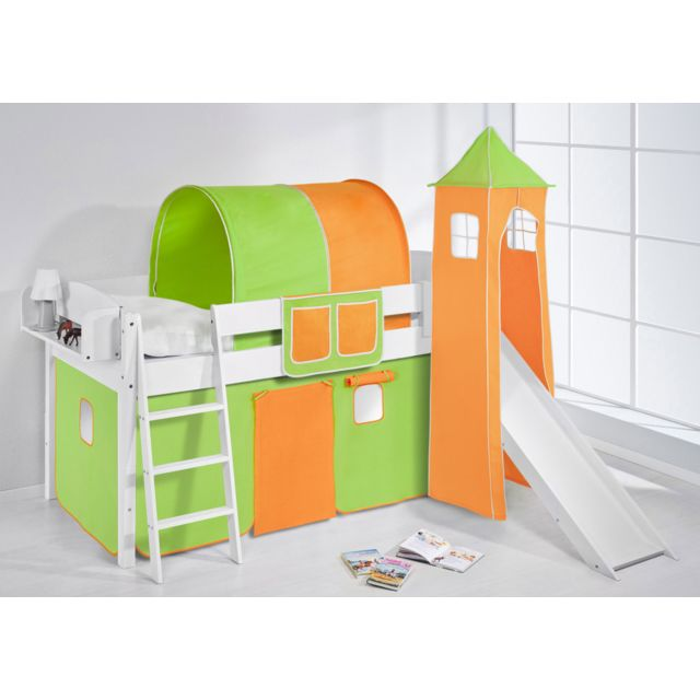 Lilokids Ida4105KWTR-GRUEN-ORANGE