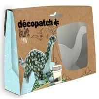Decopatch - Décopatch - Mini kit Enfant - Dinosaure