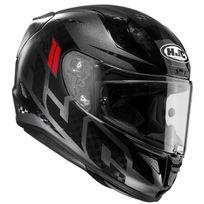 casque moto intégral Fibre Rpha 11 Racing Carbone Lowin Mc-5 L