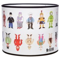 Elmer the Elephant - Stamp Creative Grand Abat-jour Motif Personnages De Mr Benn