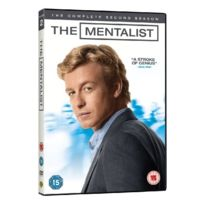 Whv - The Mentalist - Series 2 IMPORT Anglais, IMPORT Dvd - Edition simple