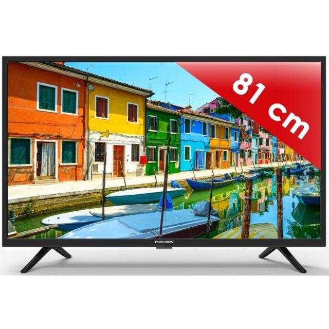 thomson tv led 26 32 pouces 32 hd 3121 pas cher achat vente tv led 32 39 39 et moins rueducommerce. Black Bedroom Furniture Sets. Home Design Ideas