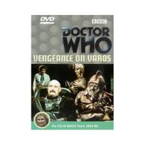 Bbc - Doctor Who - Vengeance On Varos Import anglais