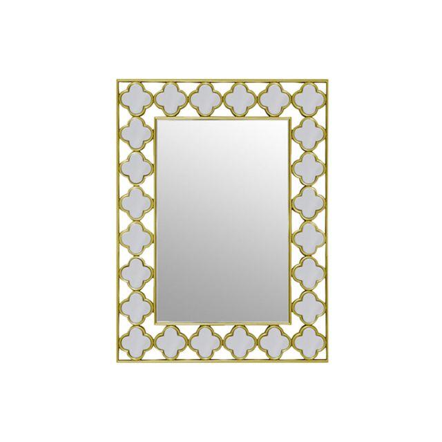 COTE COSY Miroir or CLOVER