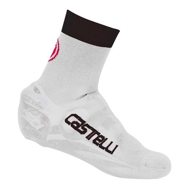 Castelli Sur-chaussures Belgian Bootie 5 noir blanc