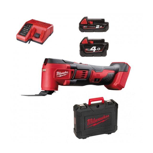 sans batterie ni chargeur 4933459572 Multi-Tool MILWAUKEE M18 BMT-0X