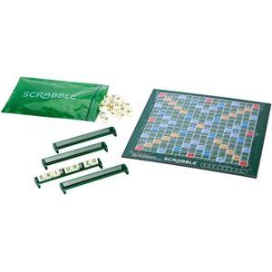 mattel jeux cjt13 scrabble compact pas cher achat. Black Bedroom Furniture Sets. Home Design Ideas