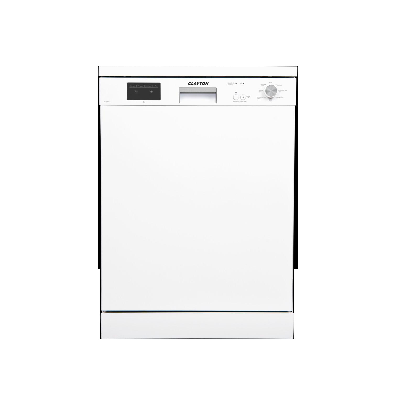 CLAYTON Lave-vaisselle TLV4716 - Blanc