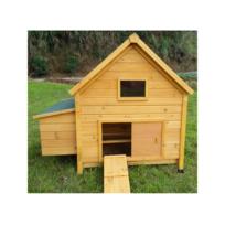 Animal Valley - Poulailler Cémani toit shingle