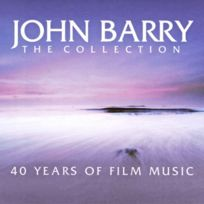 Silva Screen - John Barry - 40 years of film music Boitier cristal