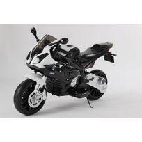Bmw - Moto électrique enfant sportive pour enfant 12 V Noir