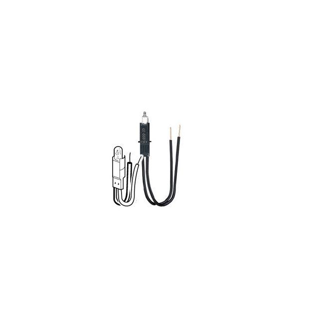 legrand lampe 230v n on orange cabler pas cher achat vente range c bles rueducommerce. Black Bedroom Furniture Sets. Home Design Ideas