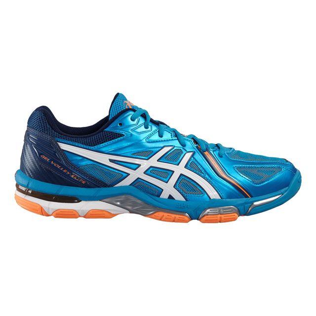Asics Chaussures Gel VOLLEY Elite 3 bleublancorange 40