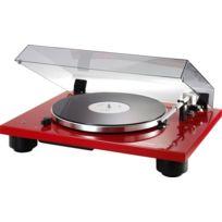 Thorens - Platines vinyle hi-fi Td206 Rouge Laqué