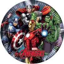 Ciao - Assiettes Avengers x10
