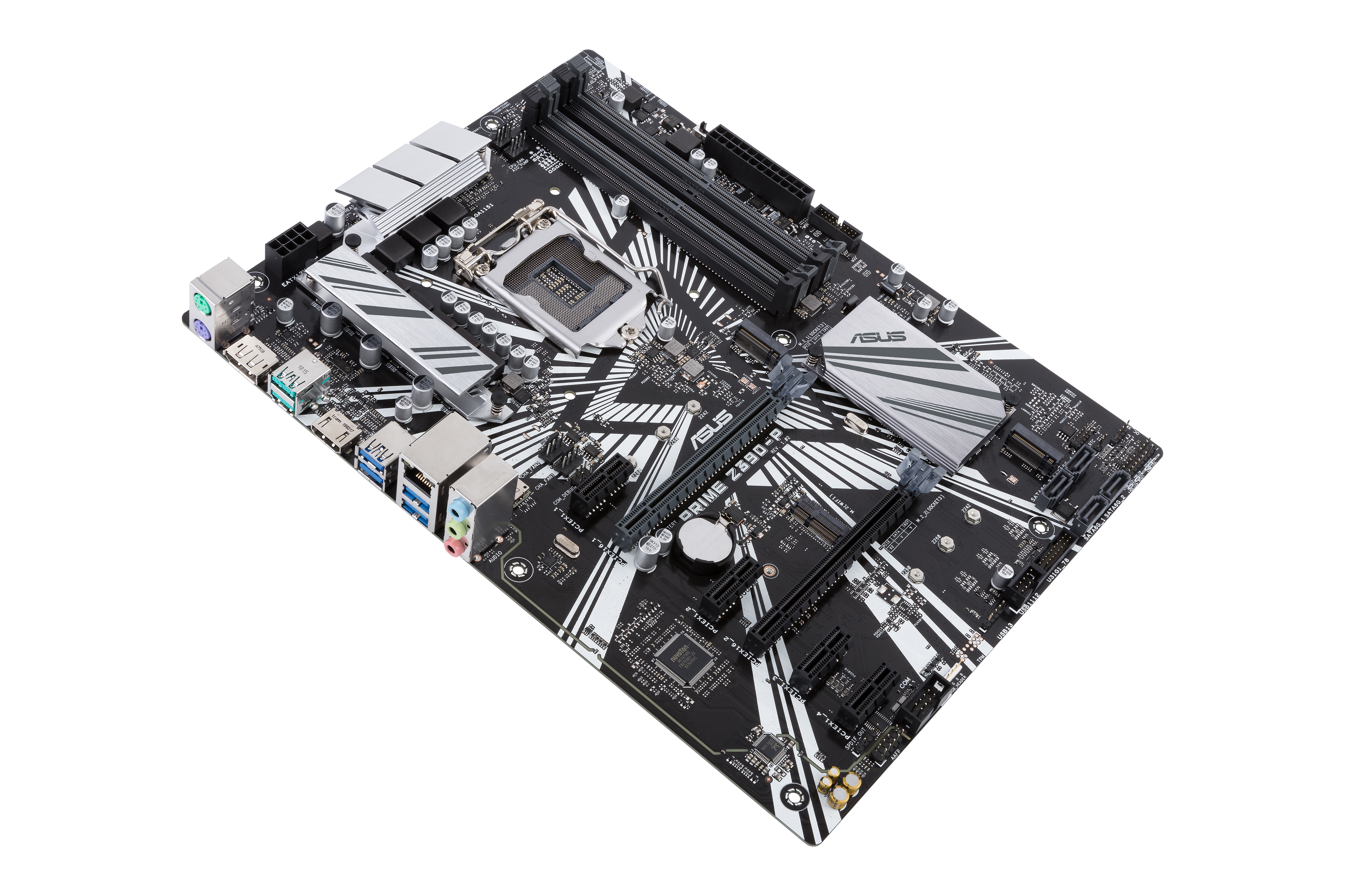 Carte mère Intel Z390 Prime Asus