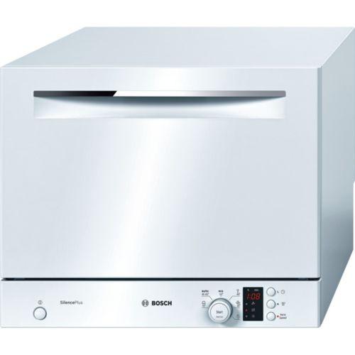 bosch lave vaisselle compact 6 couverts a pose libre blanc sks62e22eu achat lave vaisselle a. Black Bedroom Furniture Sets. Home Design Ideas