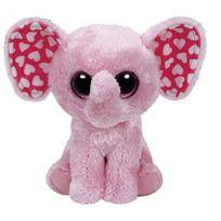 TY - Beanie Boo's-Peluche Sugar l'éléphant 15 cm
