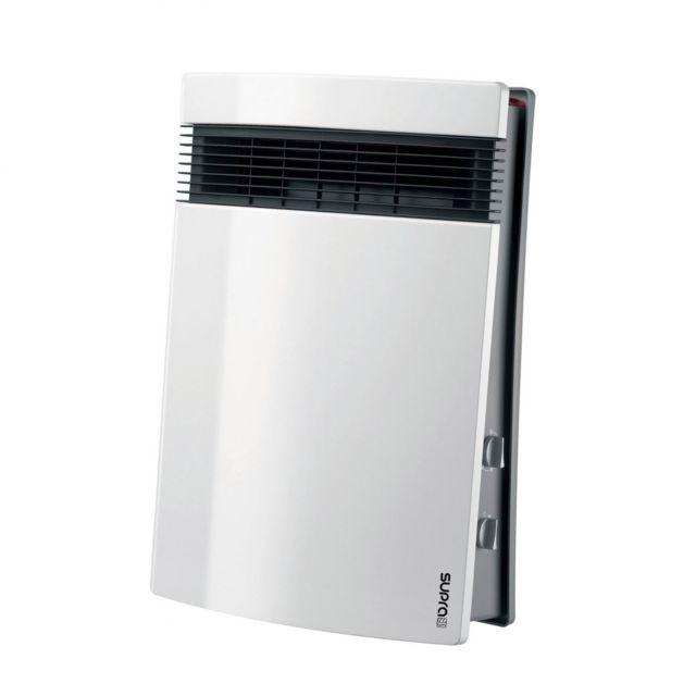 Genial Supra   Supra Radiateur Soufflant Mobile Blanc 1800W Chauffage Du0027appoint  électrique