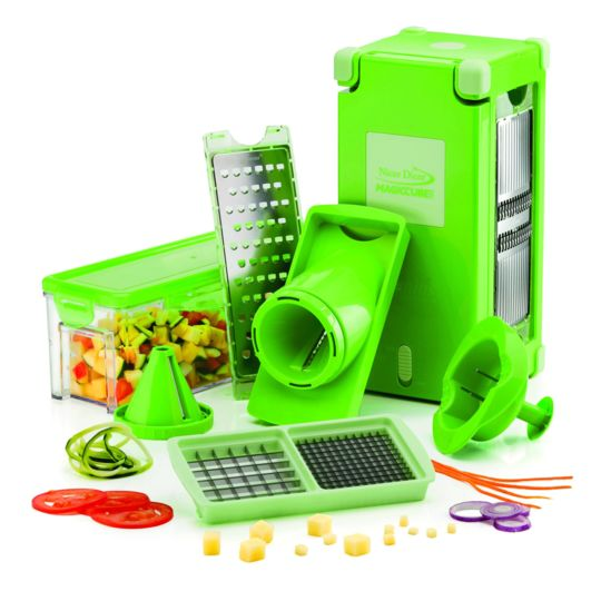 Nicer Dicer Magic Cube - Tranche aliments - DICER08B