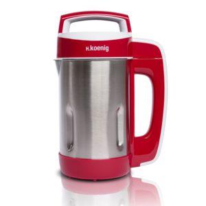 H koenig blender chauffant mxc18 soup maker pas cher - Blender chauffant moulinex pas cher ...