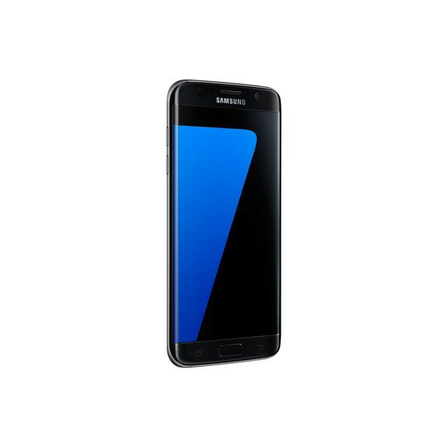 Samsung - Galaxy S7 Edge - Noir