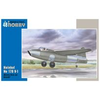 Special Hobby - Maquette avion militaire : Heinkel He 178 V-1