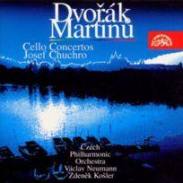 Supraphon - Concertos pour violoncelle