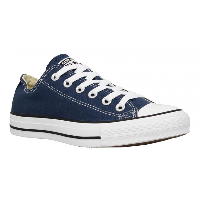 Converse - Chuck Taylor All Star toile Homme-45-Marine - pas ...