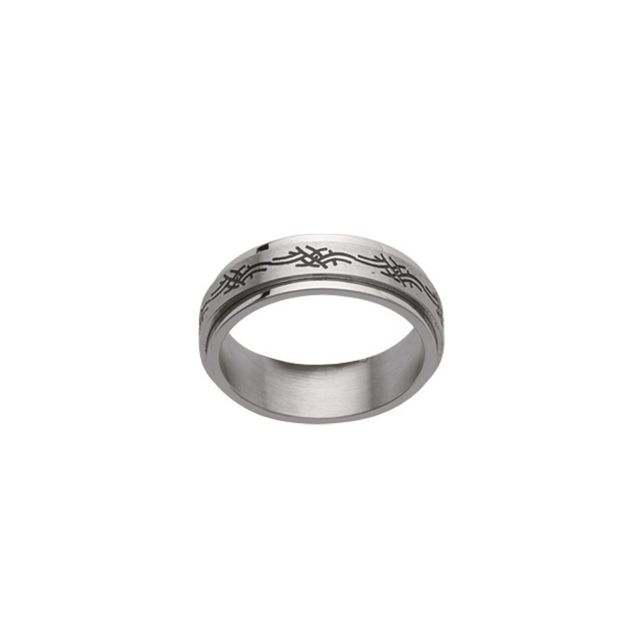 taille 58 bague homme