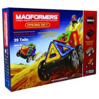 Magformers - 274-38 - Jouet D'AIMANT - Racing - 39 PiÈCES