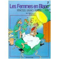 Dupuis - Les Femmes en blanc - Tome 7