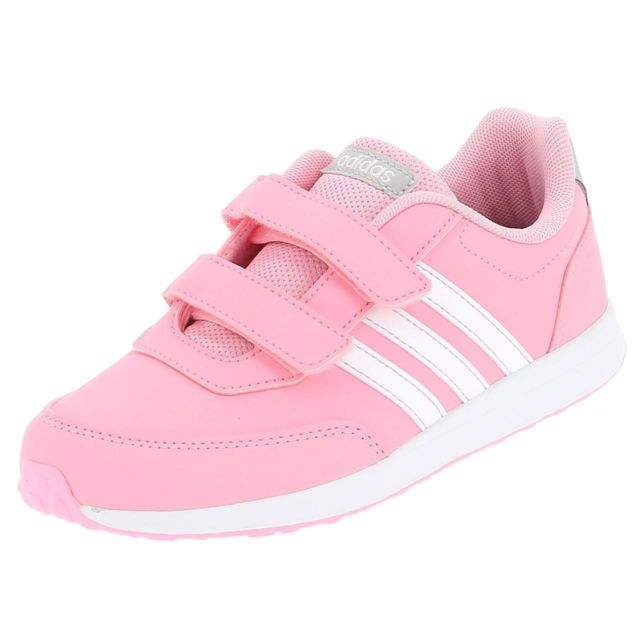 Adidas Chaussures scratch Vs switch rose scrash Rose 47274