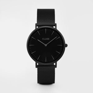 cluse montre cl18111 unisex 38mm achat vente montre analogique quartz pas ch re rueducommerce. Black Bedroom Furniture Sets. Home Design Ideas
