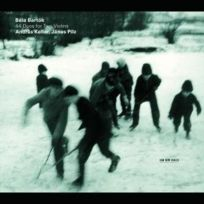Ecm New Series - Bartok - 44 Duos Pour Deux Violon - Cd