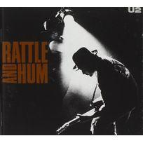 Island Records - U2 Rattle And Hum