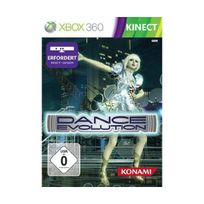 Konami - Dance evolution jeu Kinect import allemand