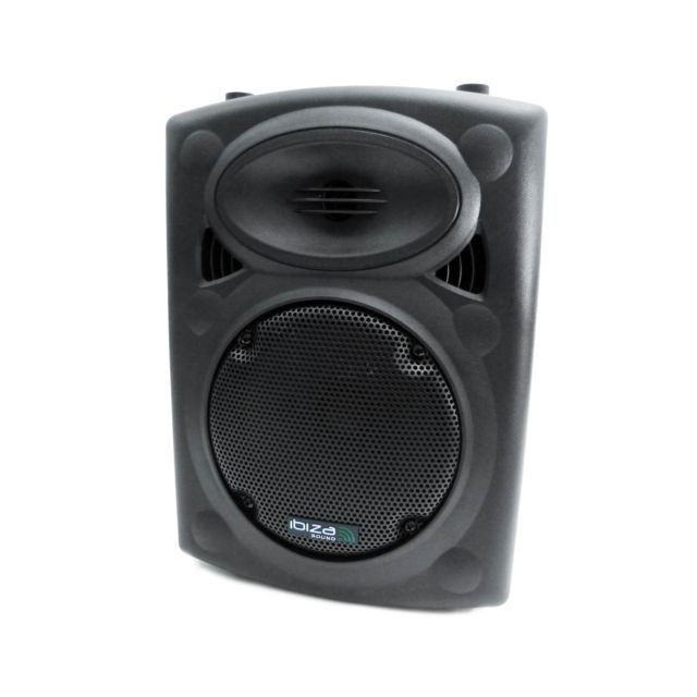 Ibiza Enceinte amplifiée 200W Mp3 Sound Slk8A-BT