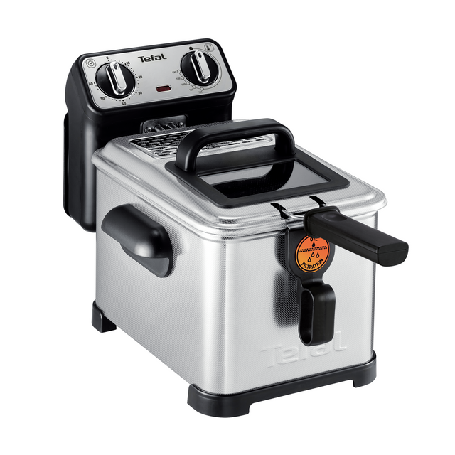 TEFAL Friteuse Semi-pro Filtra Pro 4L FR516110