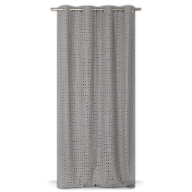 rideaudiscount rideau contemporain 140 x 260 cm. Black Bedroom Furniture Sets. Home Design Ideas