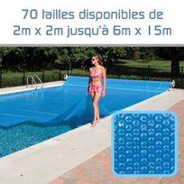 LINXOR - Bâche à bulles sur mesure 300 Microns / 70 tailles disponibles