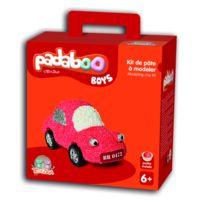 Teo & Zina - Pâte à modeler Padaboo : Kit Boys Voiture