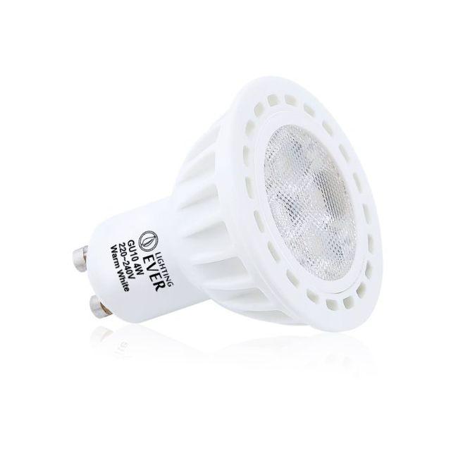 Lighting Une Ever Gu10equivalente 4w Led À Ampoule LqpSUzVGM
