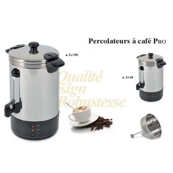 KITCHEN CHEF Percolateur Café 40 à 50 Tasses 8,8 litres ZJ-88